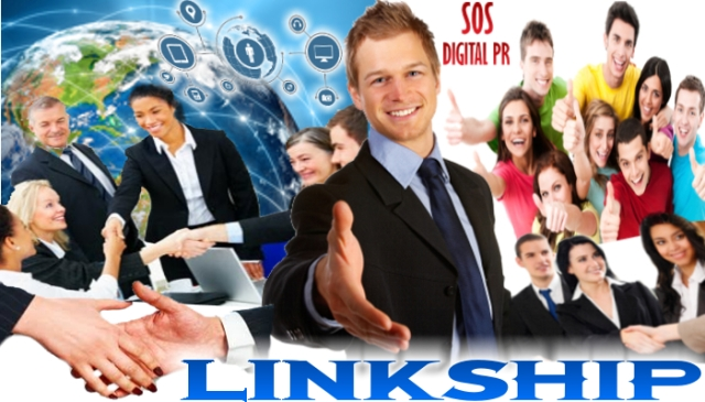 Linkship nelle Digital PR